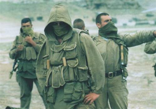 Spetsnaz russi in Cecenia, 1995